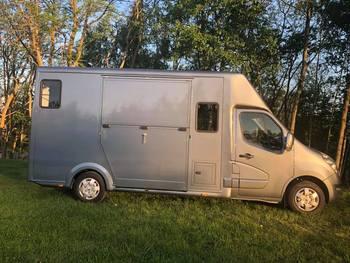 nouveau renault master double cabine