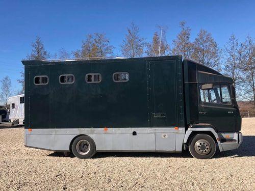 mercedes 814 4 chevaux